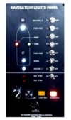 Navigation Light Control System for